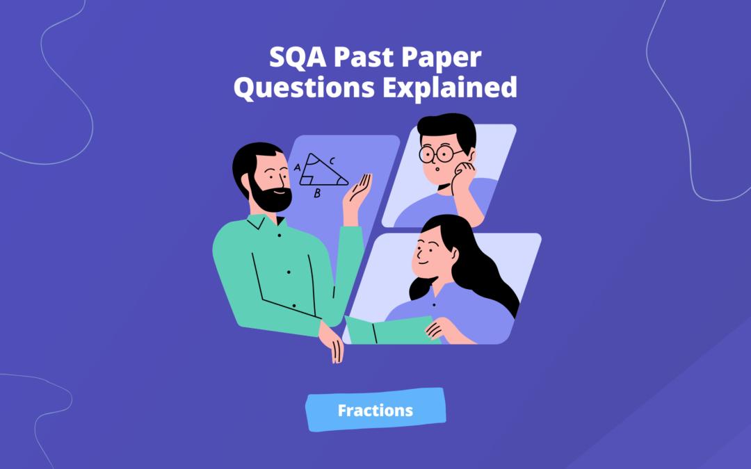 Past Paper Question Breakdown (Test)
